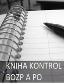 Kniha kontrol BOZP a PO